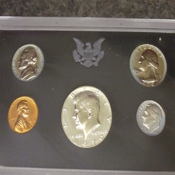 1023: 1970 Proof Set