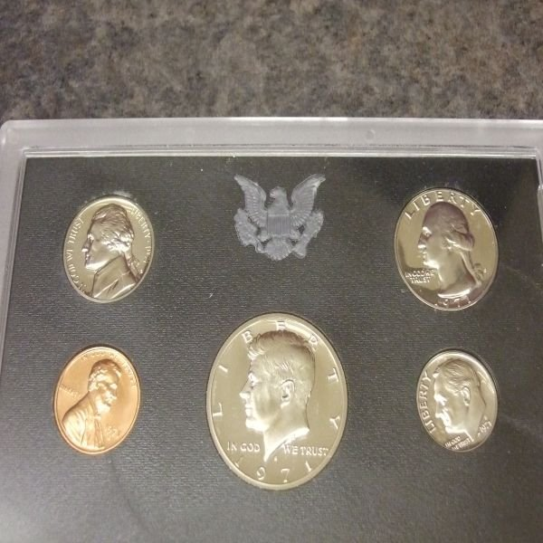 1024: 1971 Proof Set