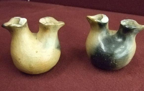 13: Cherokee Indian Pots