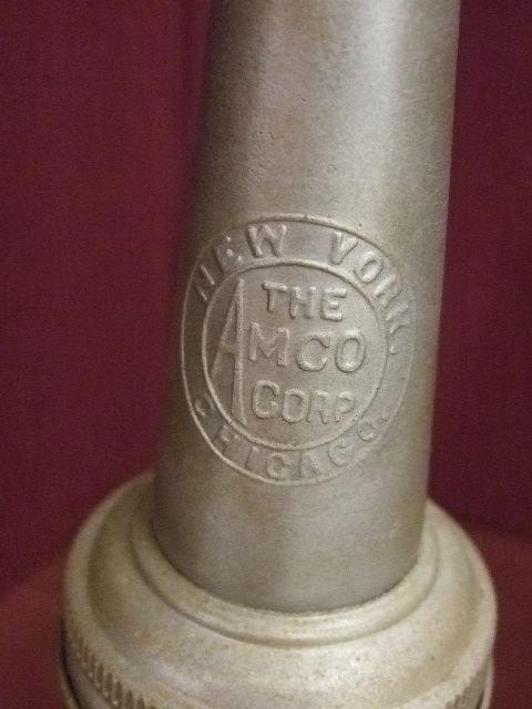 202: Amco Corporation Oil Bottles - 3