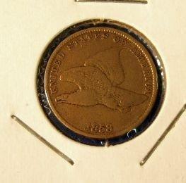 2002: 1858 Flying Eagle Cent