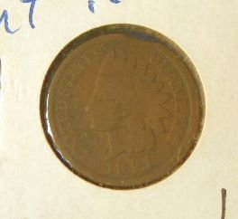 2004: 1891 Bronze Cent