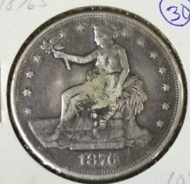 2011: 1876-S Trade Dollar