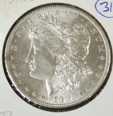 2012: 1882-S Morgan Dollar