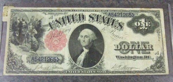 2021: Large U.S. Note 1880 Series