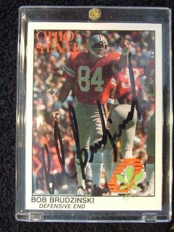 5007: BOB BRUDZINSKI CARD