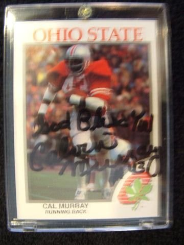 5010: CAL MURRAY CARD
