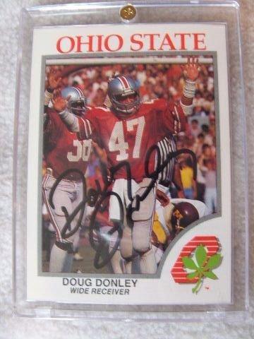 5011: DOUG DONLEY CARD
