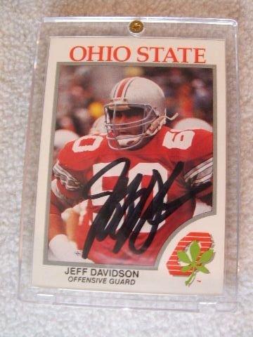 5014: JEFF DAVIDSON CARD