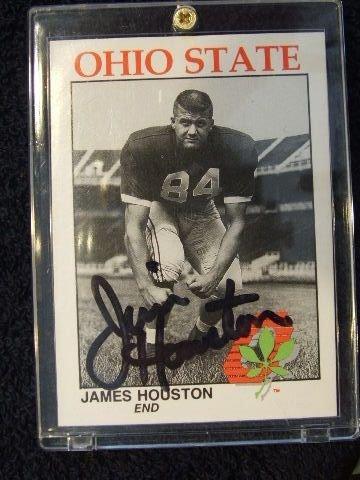 5016: JIM HOUSTON CARD