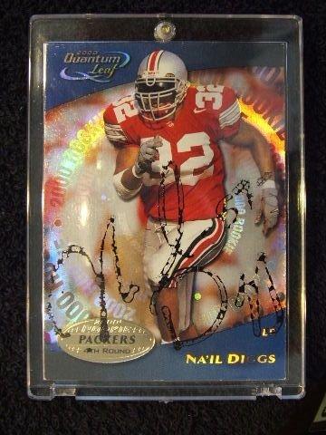 5023: NA'IL DIGGS CARD 2000