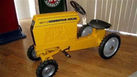 2045: Spirit of Minneapolis-Moline Pedal Tractor