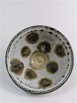 A rare Jian Ware white glazed bowl