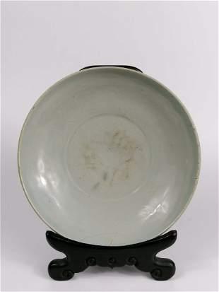 A Shufu Egg White Glaze bowl