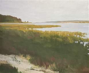 Terry Elkins (American, b. 1951),  Northwest Creek