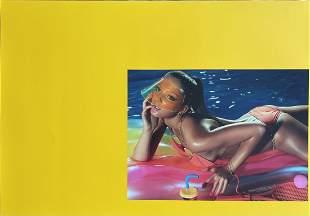 Miles Aldridge (British, b. 1964), Tan Lines #5