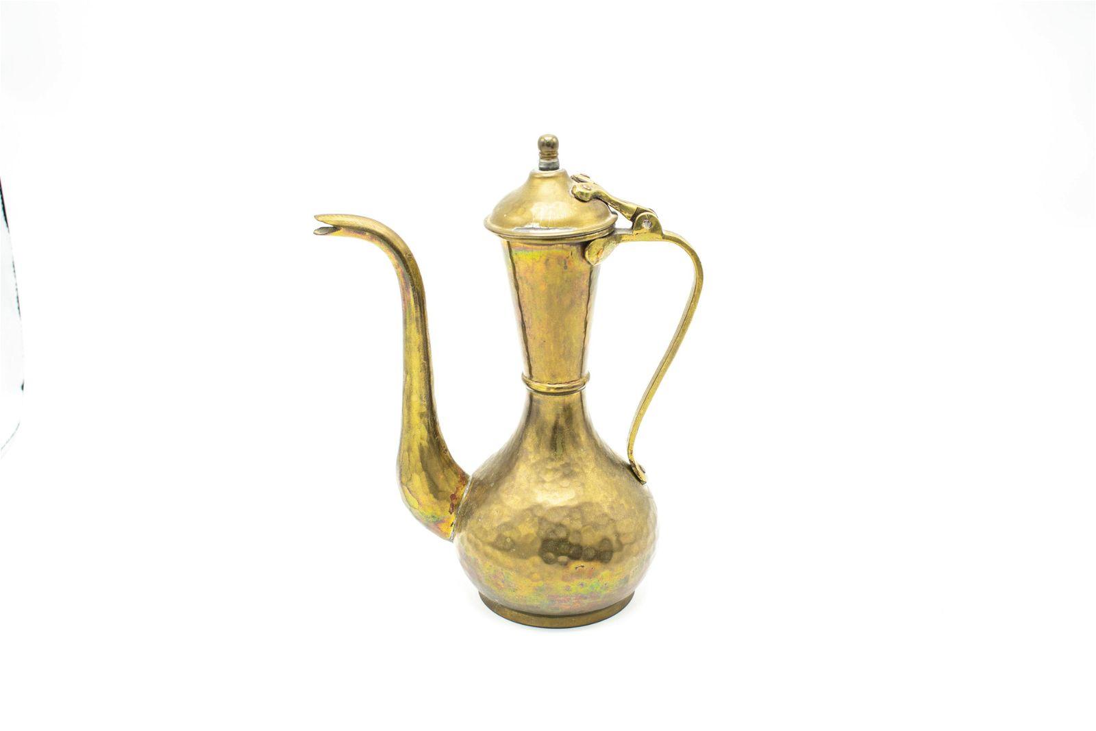 Persian Copper Teapot
