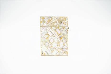 Mother-of Pearl Card Case