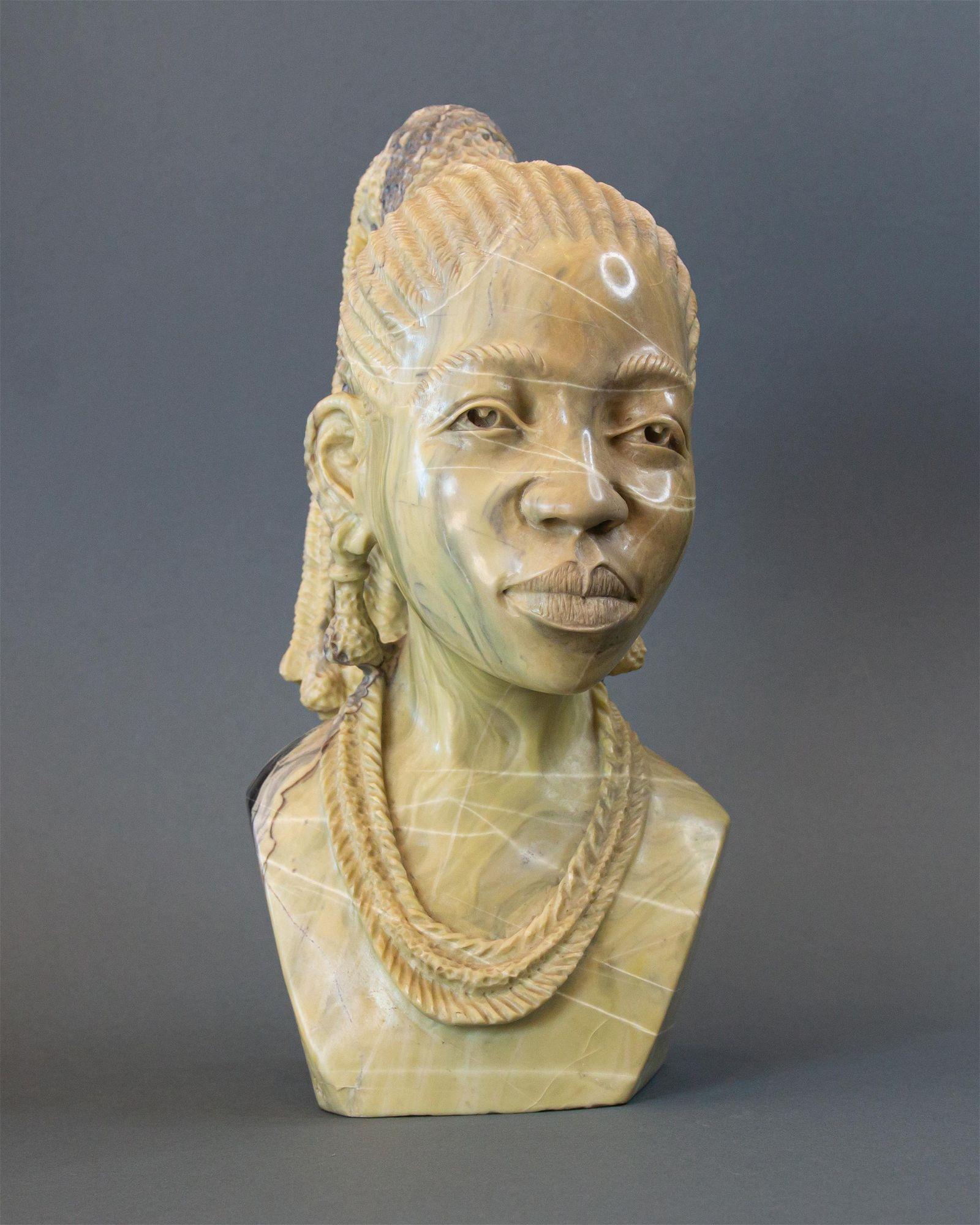 African Xhosa Married women bust