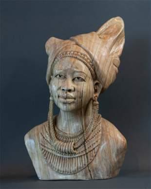 Xhosa Women bust