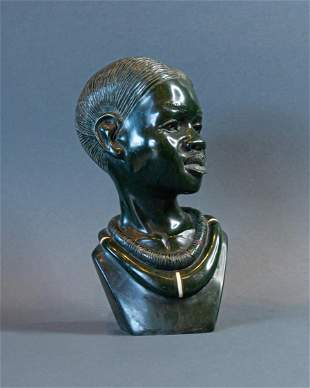 Zulu Young Girl