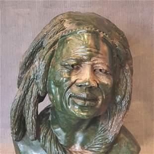 Zulu/ African Rasta 'Rasta' Man