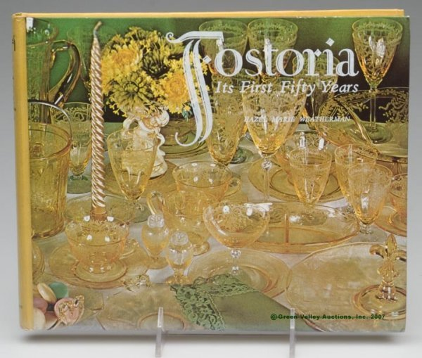 13: EARLY AMERICAN PRESSED AND ELEGANT GLASS REFERENCE