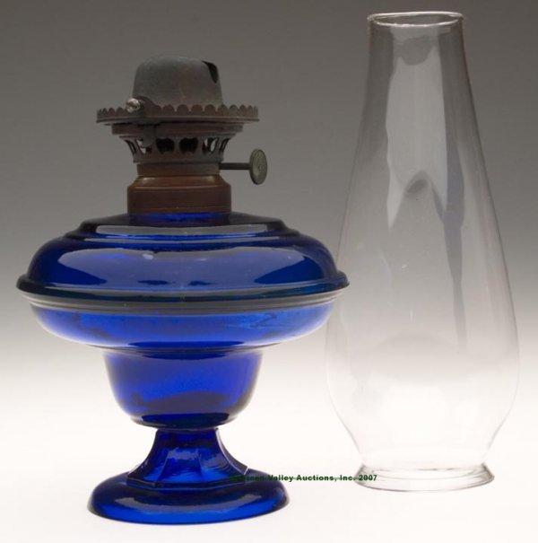 574: UNLISTED FOOTED HANGING OR BRACKET FONT, kerosene
