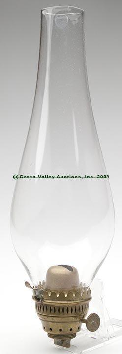 252: E. F. JONES NO. 1 BURNER,  kerosene period,  thumb