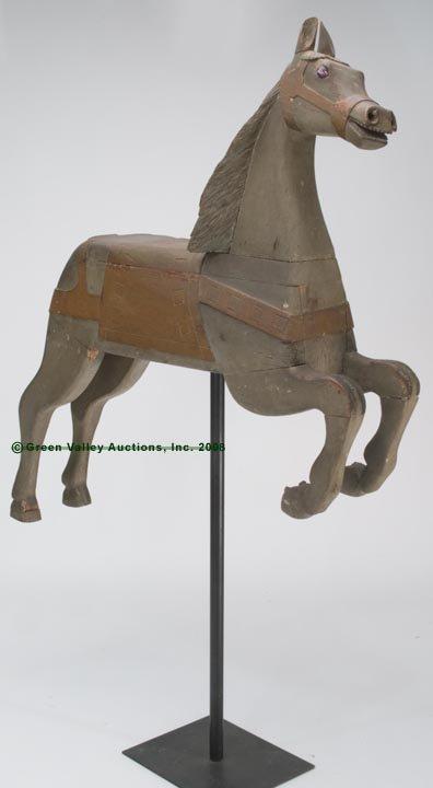 315: IMPORTANT SHENANDOAH VALLEY OF VA FOLK ART CARVED