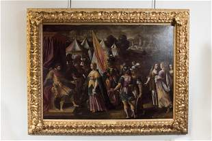 Antoine Caron, 1520-1599, Oil on Canvas