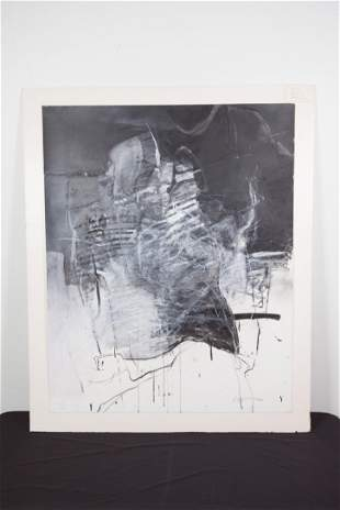 Mark Travis, Acrylic on Paper