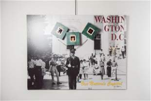 "Gary Sweeney, ""Washington DC Our Nations Capital"", Neon"