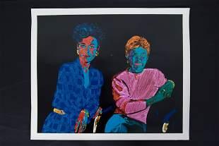 Jim Cannata, Colored Negative Photograph