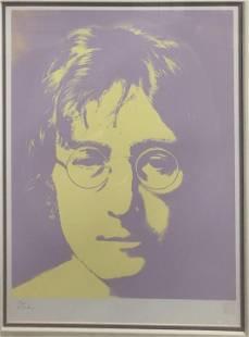 John Lennon Limited Edition Signed by Yoko Ono