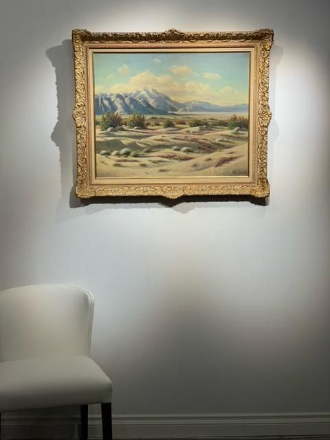 "Paul Grimm ""Desert Expanse"" Signed Original"