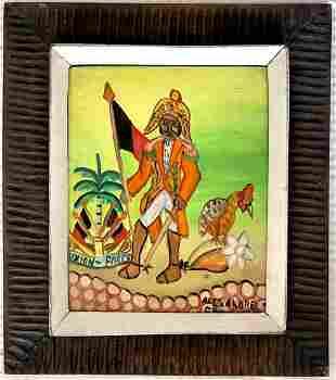 Haitian Artwork by Alexandre Gragoire