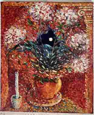 Cuban Artwork by Luis El Estudiante