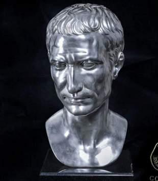 Pure Silver Caesar, Vatican Collection 505oz