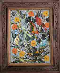 Haitian Painting by W Abellard