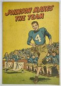 Johnson Makes the Team Issue 1 1950