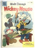 Walt Disney's Mickey Mouse Issue 44