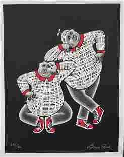 Tweedle Dee and Tweedle Dumb by Grace Slick