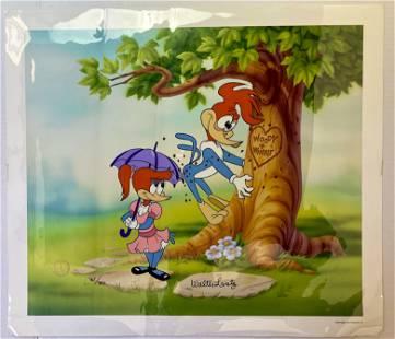Walter Lantz cel Woody and Winnie /h2>