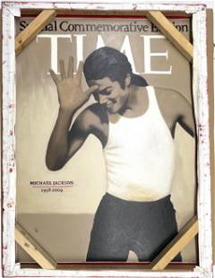 Michael Jackson Time Covers by S.Kaufman