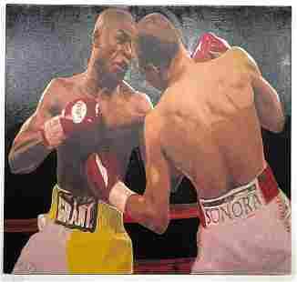 Body Punch–Mayweather vs Senora
