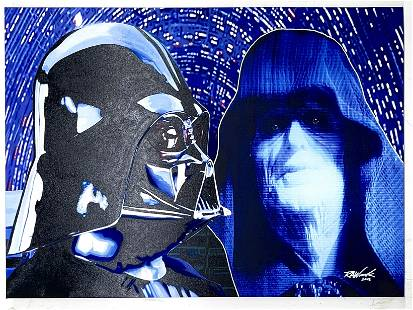 Vader and His Master by Bobby Womack