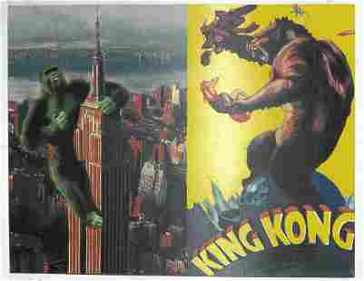 King Kong–2 Panel by Bobby Womack