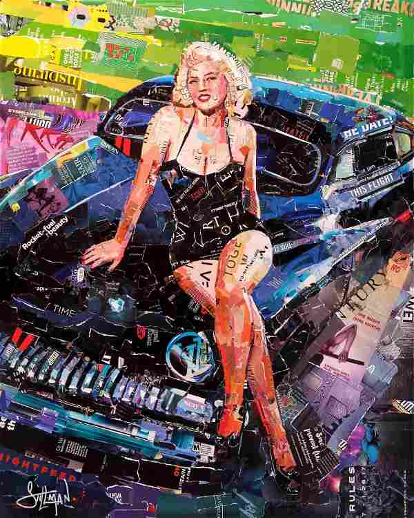 Hot Rod by Jason Stillman