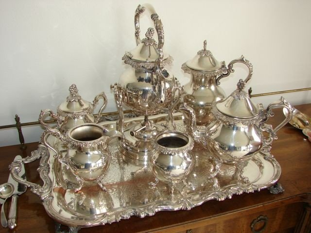 3: Sheffield Tea and Coffee Service.